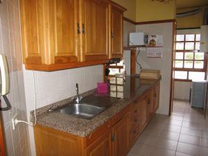 Una cocina o zona de cocina en Atico Orion