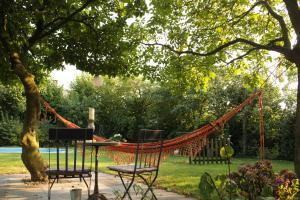 Children's play area at GOESTING: de B&B