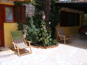 A porch or other outdoor area at Holiday Home Morena