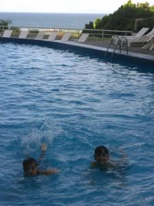 The swimming pool at or close to Airport/BleuSuite