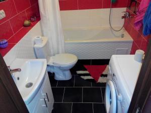 Ванная комната в 2к квартира в Трускавці