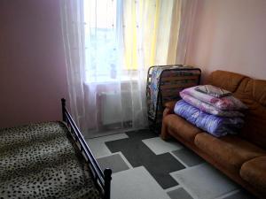 Гостиная зона в 2к квартира в Трускавці