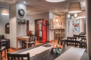 Ресторан / где поесть в Apartments On Sovetskaya