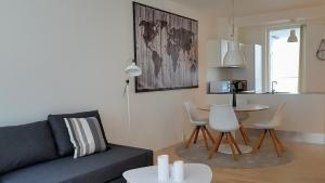 A seating area at One-bedroom apartment in Copenhagen - Amerika Plads 32B (ID 10125)