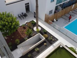 A view of the pool at Apartamento Corralejo Feeling or nearby