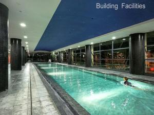 The swimming pool at or near Apartment Sergeants Lane(F1602)