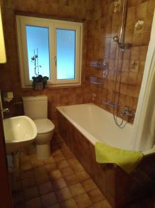 A bathroom at Haus Filz