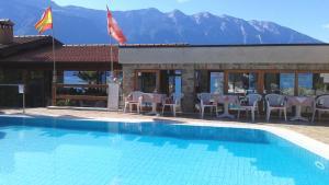 Bazén v ubytování Residence Miravalle nebo v jeho okolí