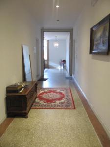 TV a/nebo společenská místnost v ubytování Furstenvilla