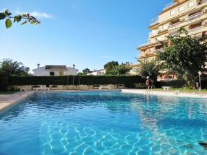The swimming pool at or near Apartamento Los Iris - WiFi