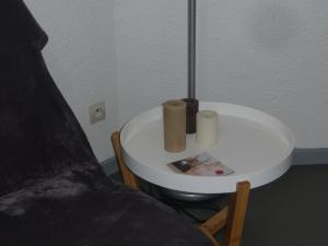 Salle de bains dans l'établissement T3 AX