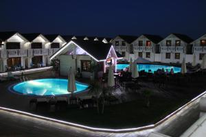 Hotel White beach