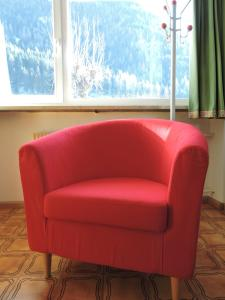 A seating area at De Prealon Apartment