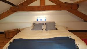 Un ou plusieurs lits dans un hébergement de l'établissement occitanat