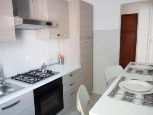 A kitchen or kitchenette at Notre rêve