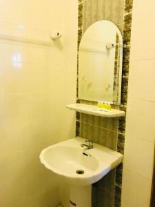 Kupaonica u objektu Avalon Apartment