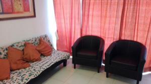 A seating area at Depto en La Serena Condominio Pacifico 1