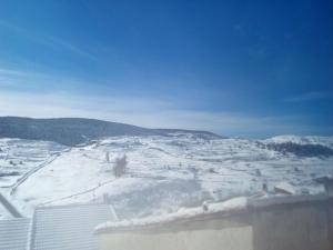 Apartamentos Ines en invierno