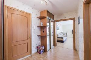 Ванная комната в Home Apartments on prospekte Octabrya