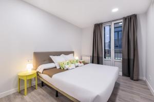 Cama o camas de una habitación en Soro - Mayor St. Old Town