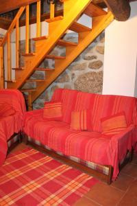 Uma área de estar em Casa da Avo Maria