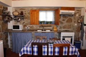 A cozinha ou kitchenette de Casa da Avo Maria