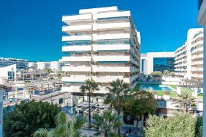 The swimming pool at or near 2 bedroom apartment in Puerto Banus