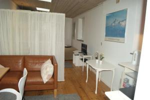 A seating area at Glentevej 3