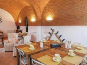 Ristorante o altro punto ristoro di Podere Montepulciano