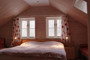 Säng eller sängar i ett rum på The Mill