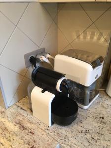 A bathroom at Appartement Bijou Paris 5ème