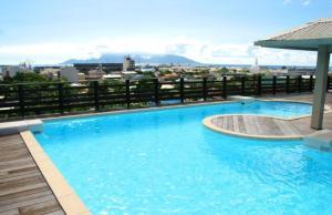 Der Swimmingpool an oder in der Nähe von STUDIO LE REGENT