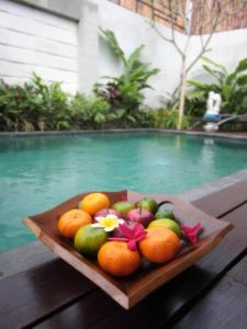 The swimming pool at or near Grania Bali Villas