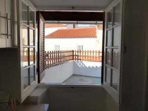 A balcony or terrace at Casa da Vila