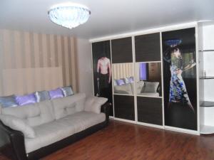 Гостиная зона в Апартаменты на Жуковского,29А