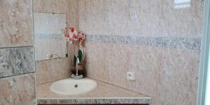 A bathroom at Iaorana Appartement 100m2