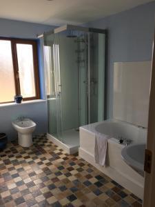 Salle de bains dans l'établissement Wild Atlantic Vista