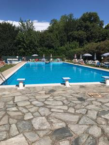 The swimming pool at or near mirasole2018