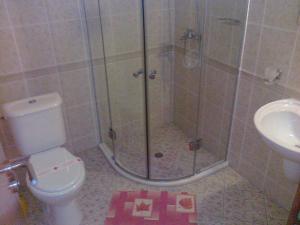 A bathroom at SB Rentals Apartments in Royal Dreams Complex