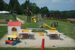 Parc infantil de Typ B4 (hout)