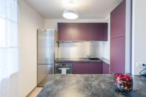 Una cocina o zona de cocina en Arthéva