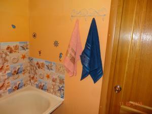 Ванная комната в Apartment on Rina