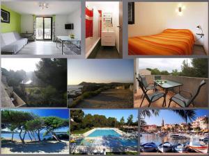 appartement domaine de la coudouliere france six fours les plages. Black Bedroom Furniture Sets. Home Design Ideas