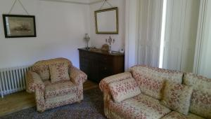 A seating area at Parkside House