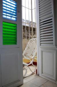 A balcony or terrace at Apartamento de Rolan
