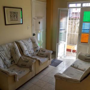A seating area at Apartamento de Rolan