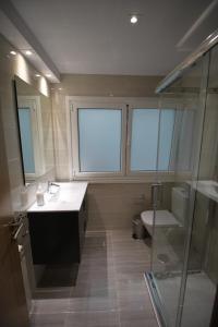 Kúpeľňa v ubytovaní Apartamento La Paz