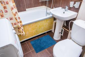 Ванная комната в проспект Кузбасский 14