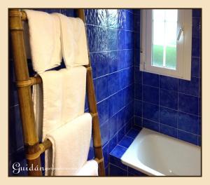 A bathroom at Apartamento Guidan