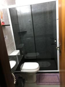 A bathroom at Ocio Apart